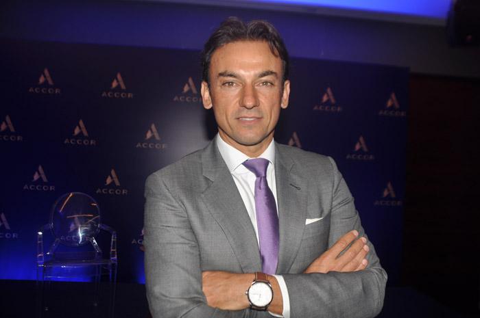 Patrick Mendes, CEO da Accor na América Latina