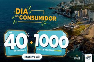 Promoção Accor Dia do Consumidor