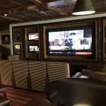 Pub 687 conta com diversas atrações esportivas em suas tvs
