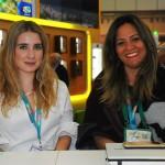 Rafaela Pereira e Danyelle Zagoto, da TM Group