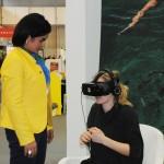 Realidade virtual é mais uma vez destaque na ITB 2019