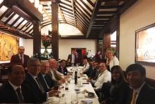 Governador do DF reúne investidores em Lisboa com a presença do M&E