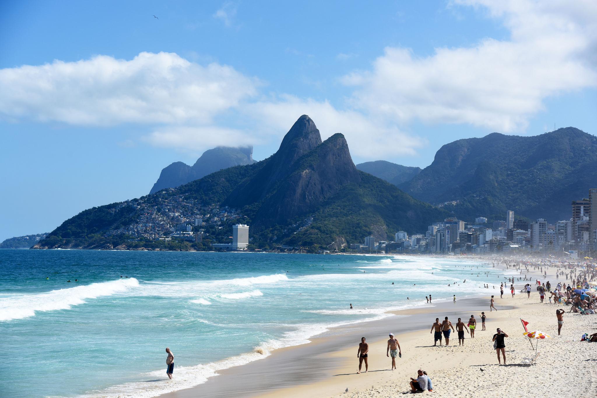 Rio de Janeiro se mantém no topo do ranking
