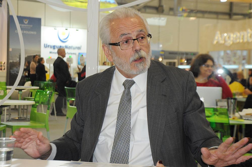 Roberto Jaguaribe, embaixador do Brasil na Alemanha