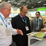 Roy Taylor apresentou o trabalho que o M&E faz no Brasil e no exterior