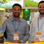 Sérgio Luis e Marcelo Suckow, de Caraguatatuba