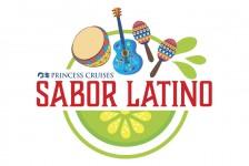 "Princess Cruises anuncia lançamento do ""Sabor Latino"", novo cruzeiro temático pelo Caribe durante os eventos da Braztoa"