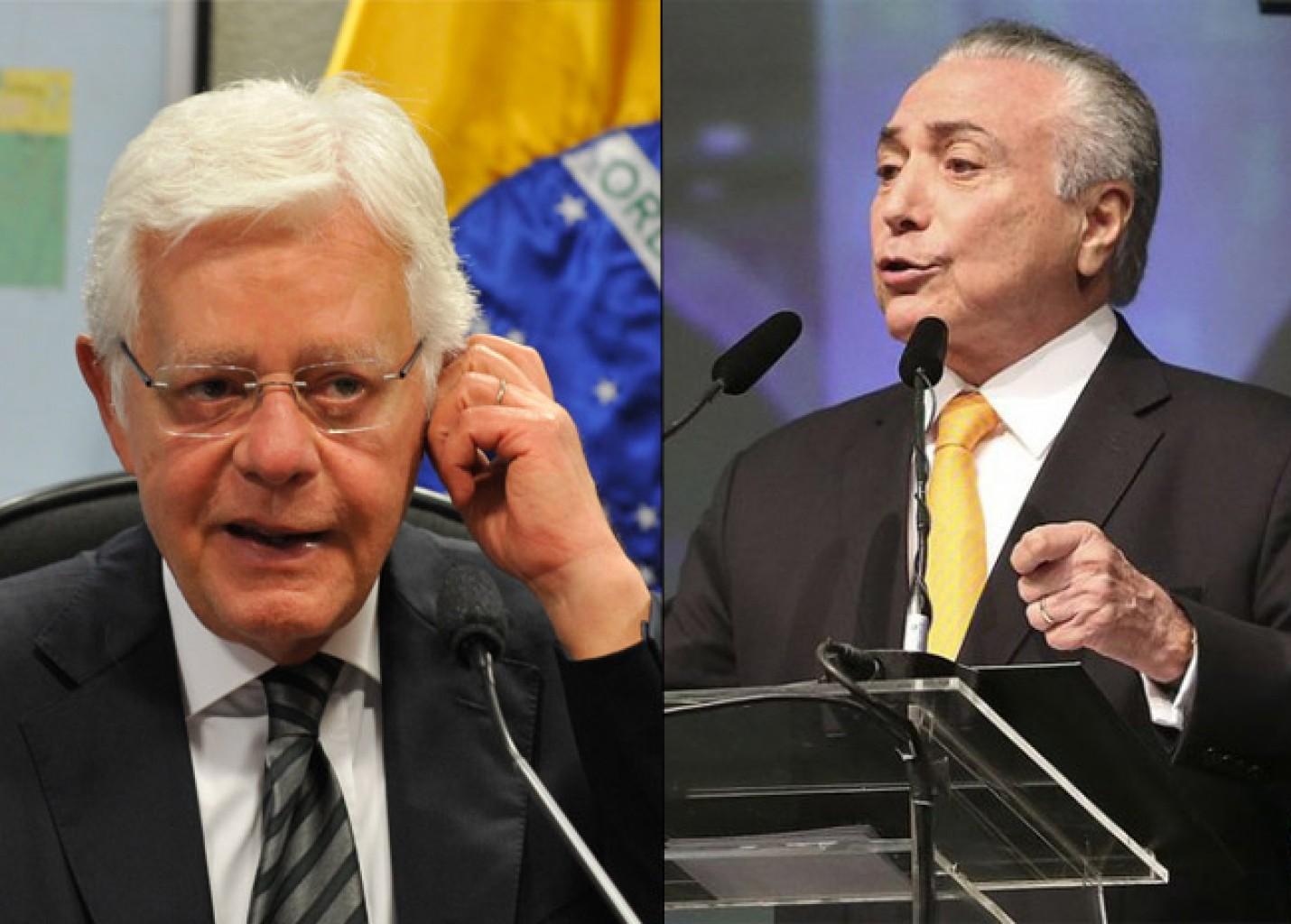 Michel Temer e Moreira Franco são presos pela Operação Lava Jato