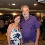 Silvana e Sergio Cardoso, da Pousada Recanto dos Pinheiros