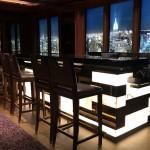 Skyline bar muda cenários a cada 15 minutos