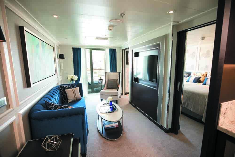 Spacious Suites