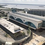 Terminal exclusivo do Disney Dream em Port Canaveral