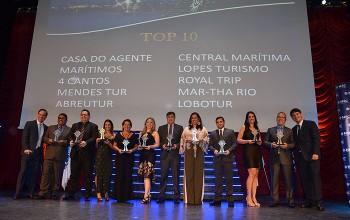 Top MSC premia agentes campeões de venda em 2018; veja fotos