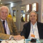 Victor Seixas e Manuel Vieira, da Rentamar Turismo