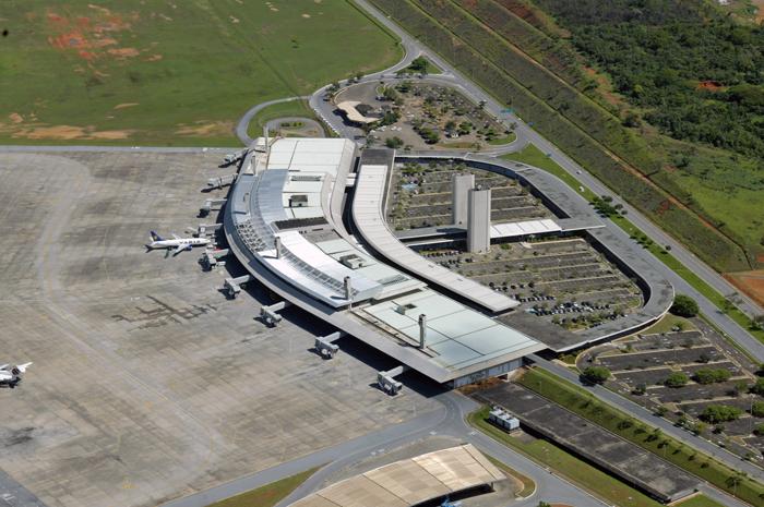 Terminal foi premiado pela Airports Council International World na categoria de cinco a 15 milhões de passageiros por ano (Cred: Infraero)