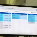 Em março acnteceu também o leilão da 5ª rodada de concessões dos aeroportos.