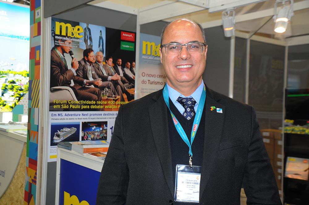 Wilson Witzel, governador do Estado do Rio de Janeiro