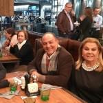 Eduardo Barbosa, da Flot, Geraldo Rocha, presidente da Abav e Iria Rocha, da GR Turismo e Viagens