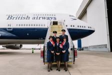 British Airways revela última aeronave pintada em homenagem ao centenário