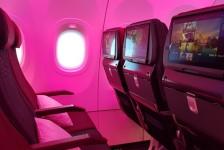 Qatar Airways revela monitores 4K e mais novidades para a Economy Class