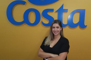 Cintia Carlotti é a nova erente de Marketing Brasil da Costa Cruzeiros