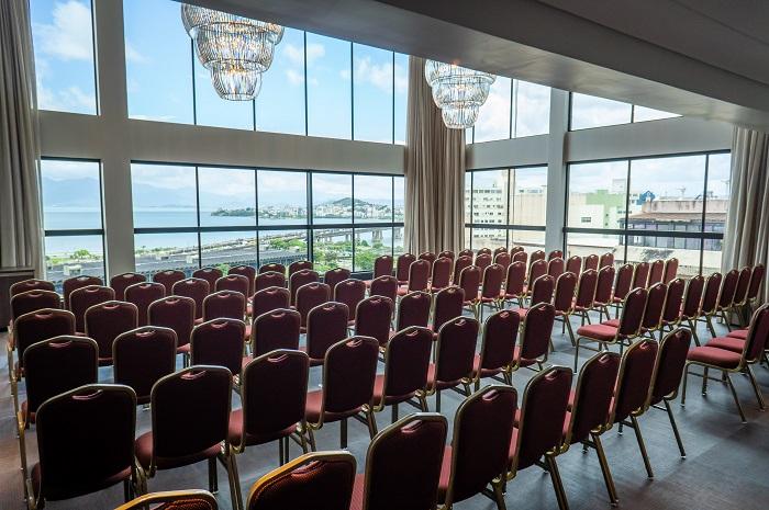 Um dos mais tradicionais hotéis da capital, Faial Prime Suites modernizou espaços para atender hóspedes e realizar eventos