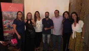 American Airlines e Miami realizam evento com a West Central em Cuiabá