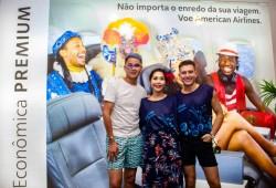 American utiliza influenciadores para atrair turistas estrangeiros ao Rio