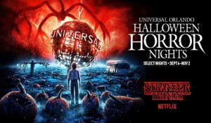 Stranger Things volta ao Halloween Horror Nights da Universal