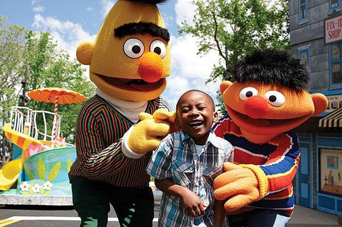 SeaWorld Orlando anuncia data de abertura da Sesame Street