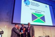 Jamaica ganha prêmio de Destino do Ano de 2018 concedido pela PATWA