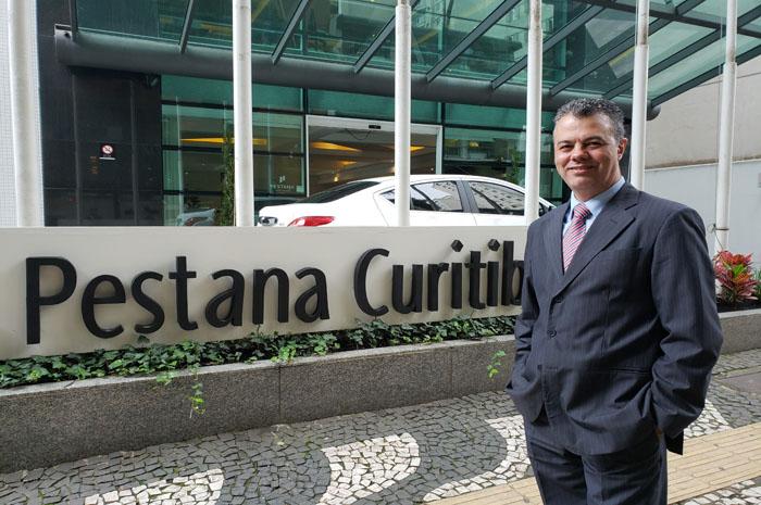 Jaime Masalla assume a Gerência de Vendas do Pestana Hotel Group