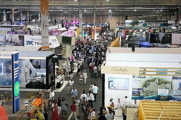 A 44 ª edição do Tianguis Turístico do México, que vai do dia 7 à 10 de abril, já alcançou número recorde de compromissos de negócios