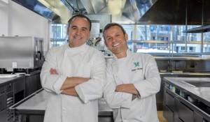 Palácio Tangará receberá Chefs Jean-Georges Vongerichten e Felipe Rodrigues em jantar especial
