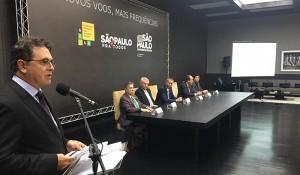 Governo de São Paulo comemora 78 novos voos da Latam a partir de Guarulhos