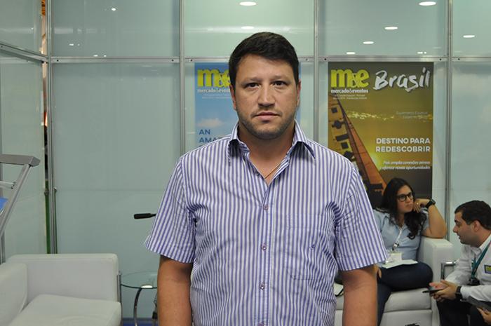 Adonai Filho, da BWT e Serra Verde Express