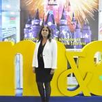 Adrea Wolleter, diretora nacional do turismo do Chile