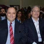 Alberto Cestrone e Ricardo Domimgues, da ABR