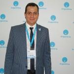 Alejandro Eloy Lastra, secretário de Turismo da Argentina