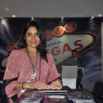 Alex Philby, diretora de vendas da SLS Las Vegas HOTEL & CASINO