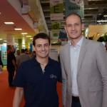 Alex Rando e Rodrigo Napoli, da GJP