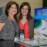 Ana Fernandez e Andrea Gabel, do Visit St. Pete Clearwater