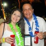 Ana Paula e River Pereira, da Home Travel Agency