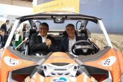 MTur e MS fazem parceria com o Rally dos Sertões