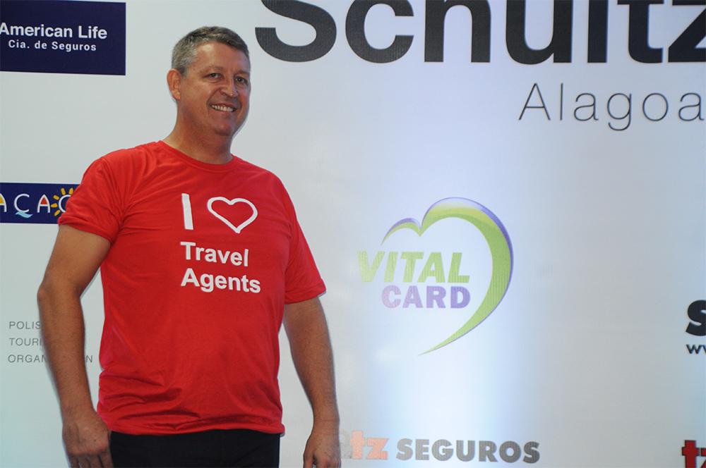 Aroldo Schultz, presidente da Schultz