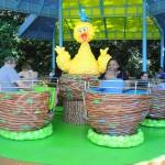 Big Bird's Twirl 'n' Whirl é mais uma atração da Sesame Street