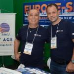 Carlos Leonardi e Caio Pereira, da New Age