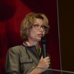 Caroline Putnoki, diretora da Atout France América do Sul foi uma das palestrantes do evento