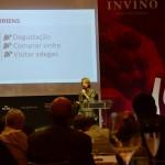 Caroline Putnoki, da Atout France, falou sobre o sucesso do enoturismo na França