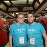Cassio Oliveira e Daniel Castanho, da Ancoradouro